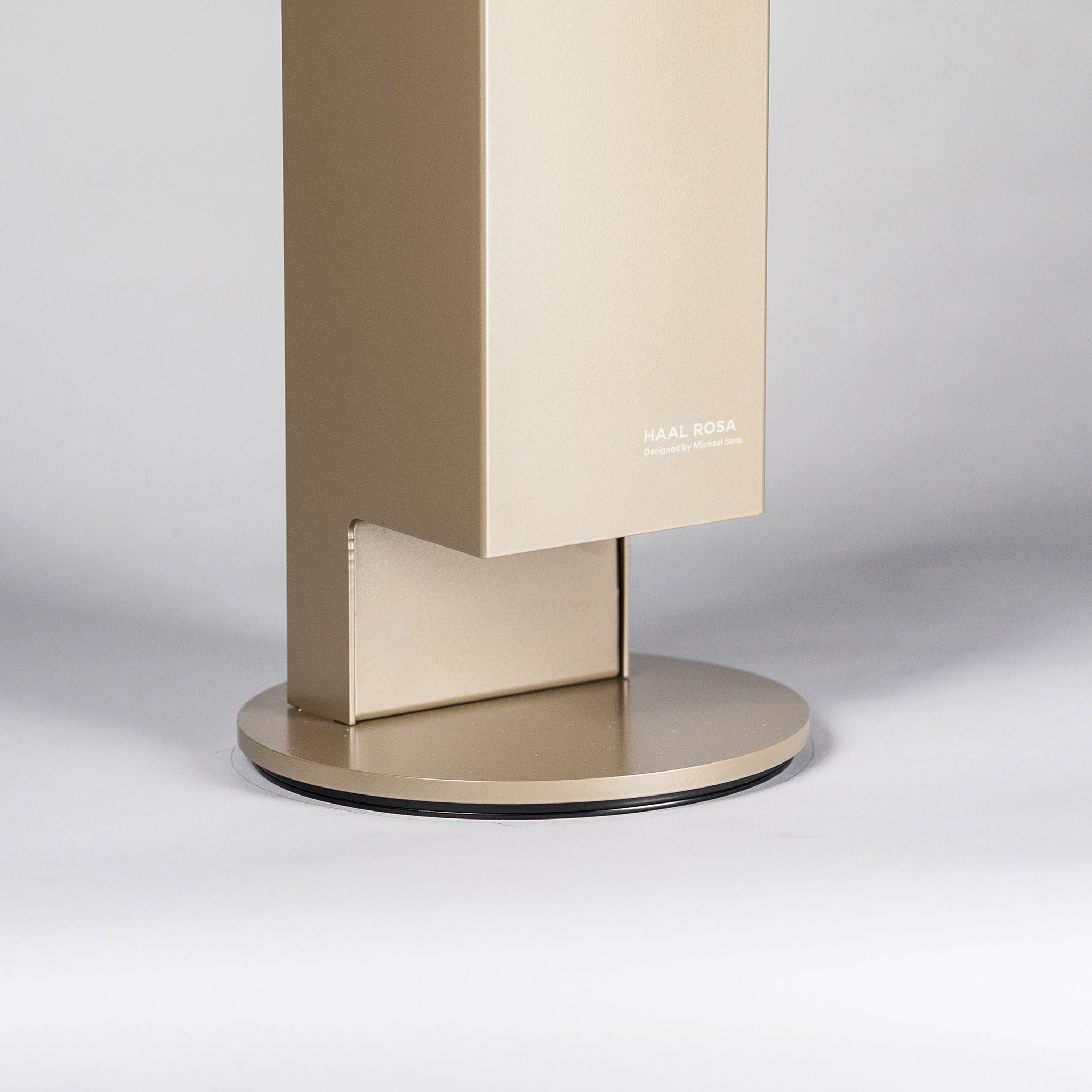 HAAL ROSA Scenting Device B1 in RAL 1035, Perlbeige (powder-coated)