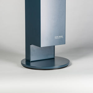 HAAL ROSA Scenting Device B1 in RAL 5008, Graublau (powder-coated)