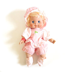 Baby Needs-A-Name Strawberry Shortcake Blow Kiss doll
