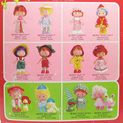 Strawberry Shortcake Berry Wear doll clothes
