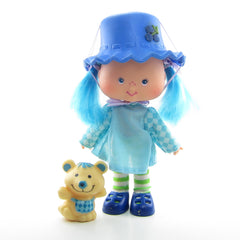 Blueberry Muffin Strawberry Shortcake doll with Cheesecake mouse pet