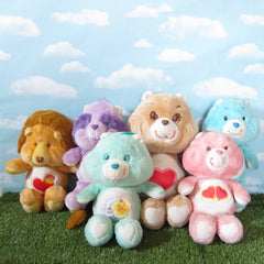 Care Bears plush toys