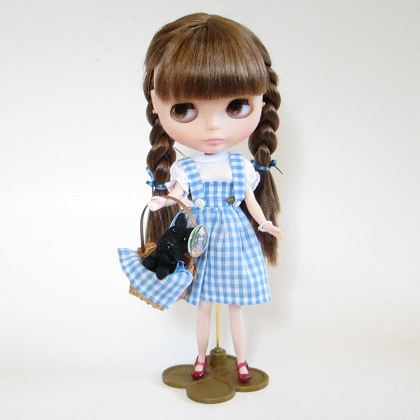 Wizard of Oz Dorothy Dress for Blythe