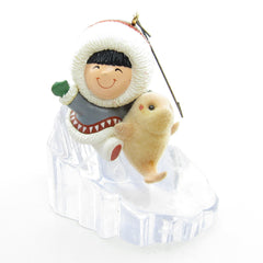 Hallmark Frosty Friends Ornament Series