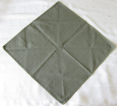 How to Fold a Napkin Trifold