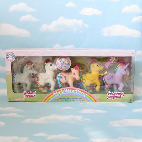 Rainbow Pony Collection