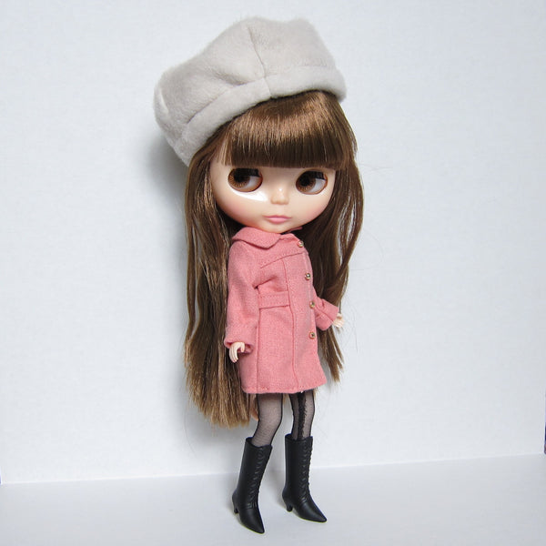 Blythe Raspberry Sorbet doll in stock outfit