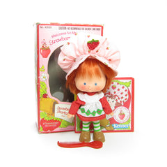 First Issue Strawberry Shortcake doll with flat hands