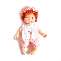 Strawberry Shortcake Baby Blow Kiss doll