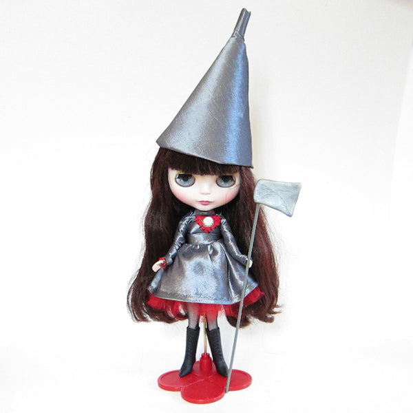Wizard of Oz Tin Man Costume for Blythe Doll