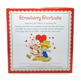 Classic reissue Strawberry Shortcake and Huckleberry Pie set