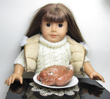Roast Turkey for 18 Inch American Girl Doll