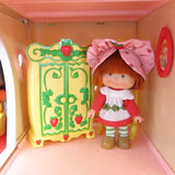 Wardrobe armoire closet for Strawberry Shortcake Berry Happy Home
