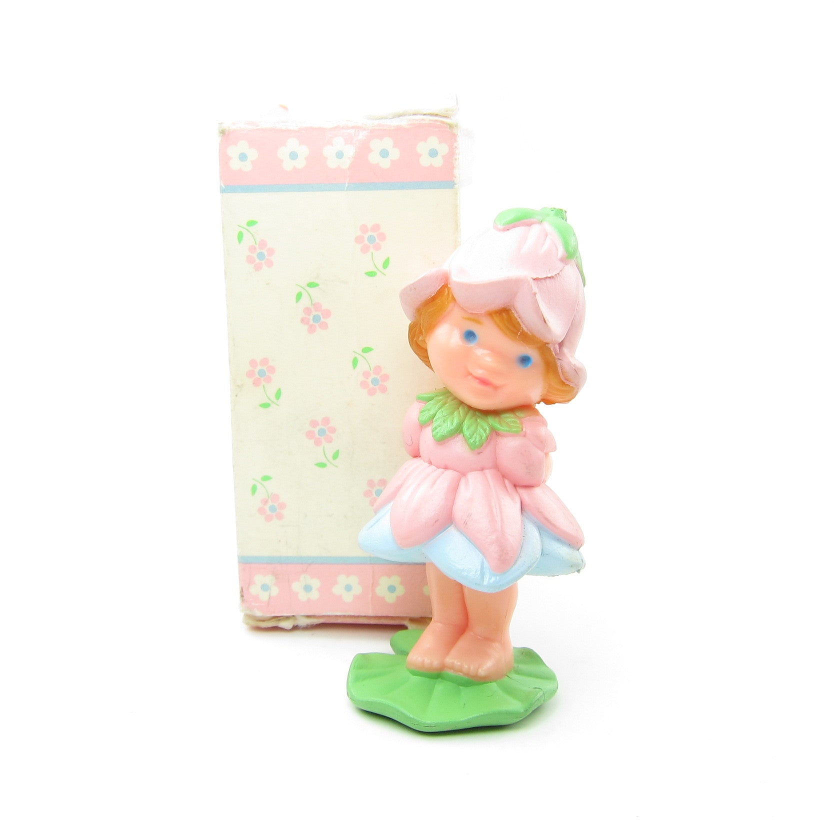 Avon Little Blossom mini doll with box