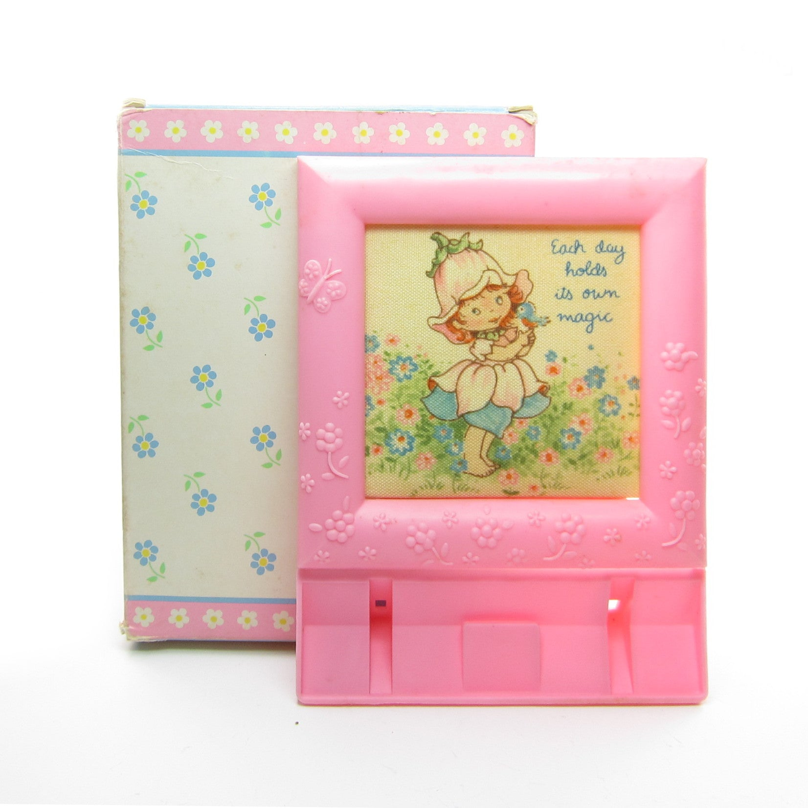 Avon Little Blossom scented picture frame