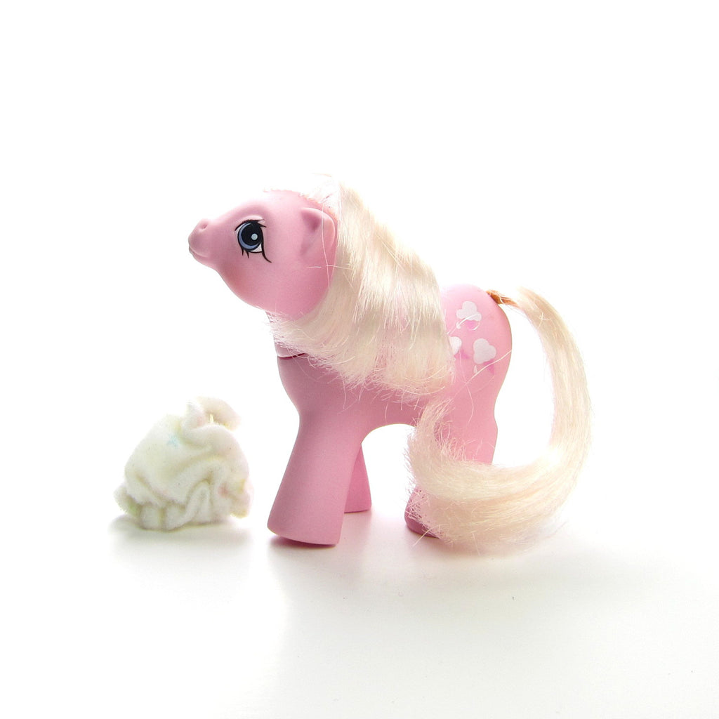 Baby Lickety Split First Tooth My Little Pony Vintage G1