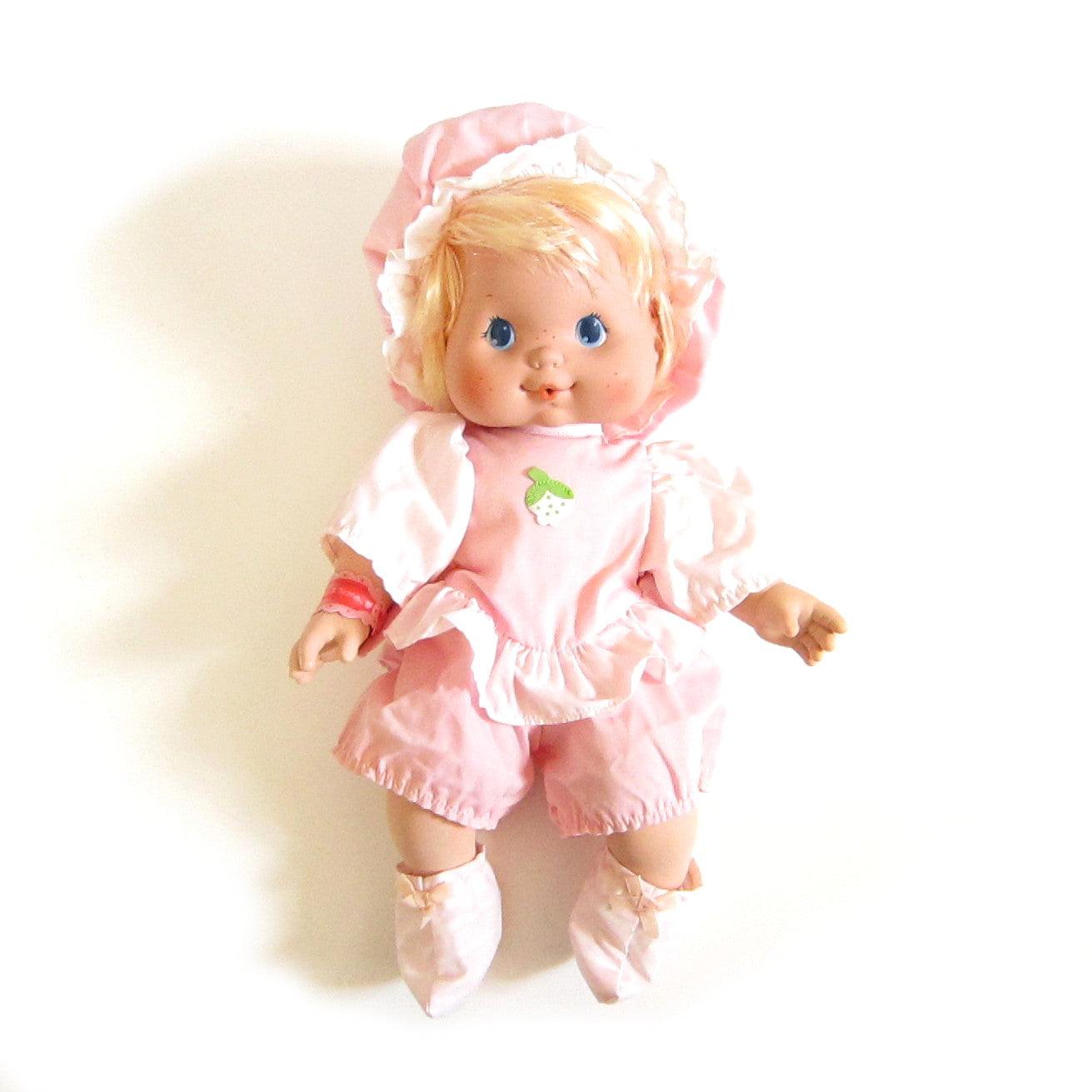 Strawberry Shortcake Baby Needs a Name Blow Kiss doll
