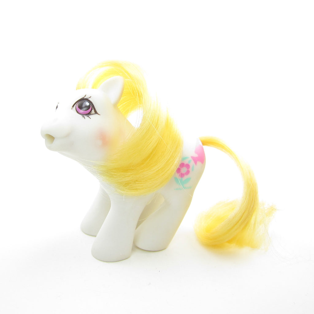 Baby Cuddles Drink 'N Wet Baby G1 My Little Pony