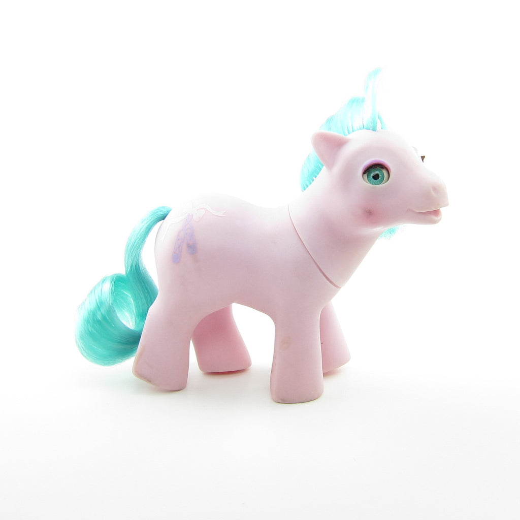 Baby Half Note Beddy Bye Eyes Pony from Baby Bonnet School of Dance