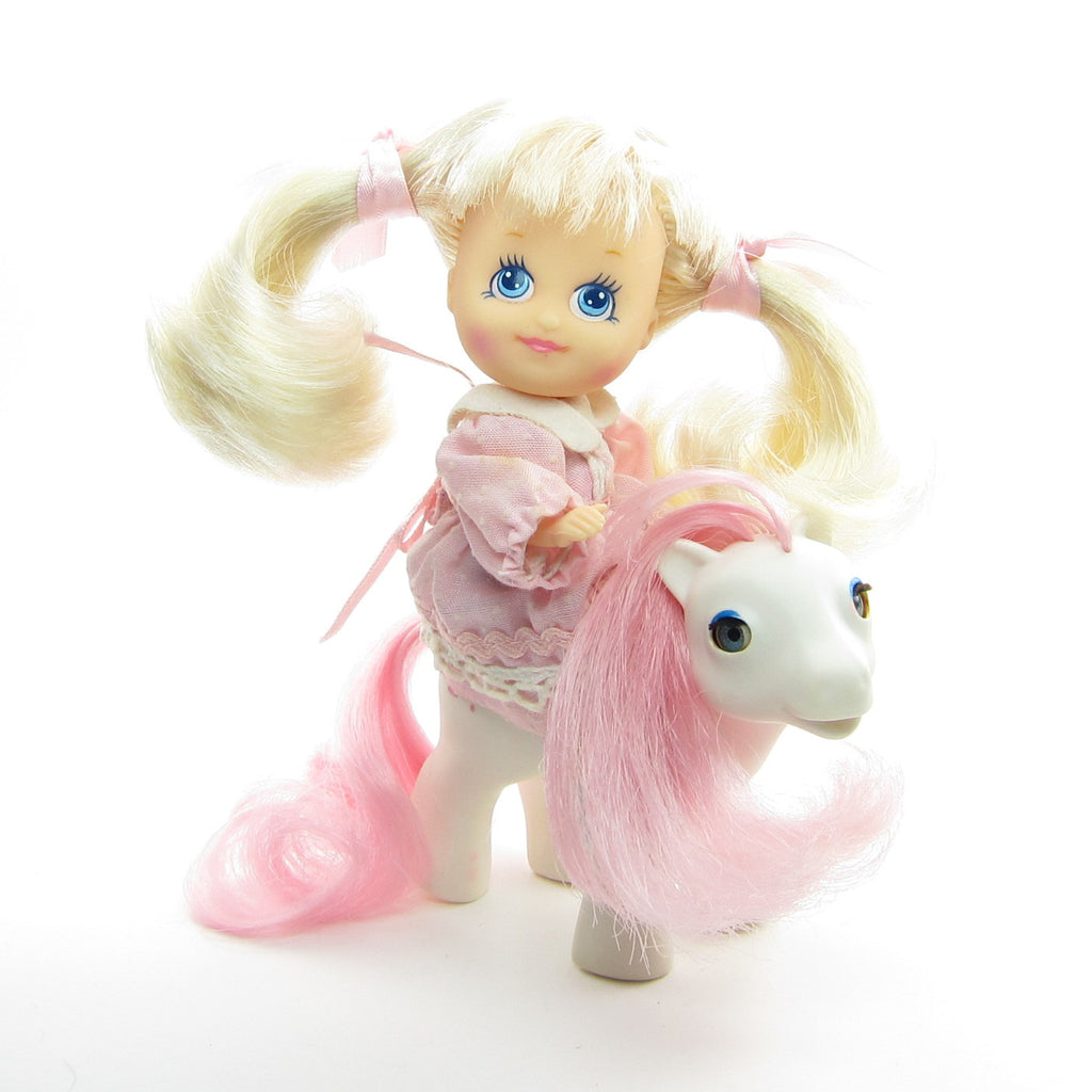 Molly & Baby Sundance My Little Pony Vintage G1 Set