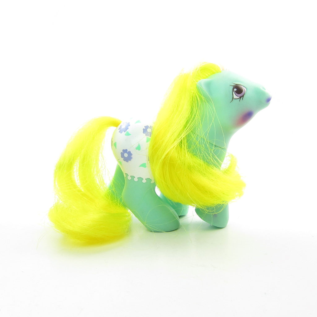 Baby Sunnybunch Fancy Pants G1 My Little Pony