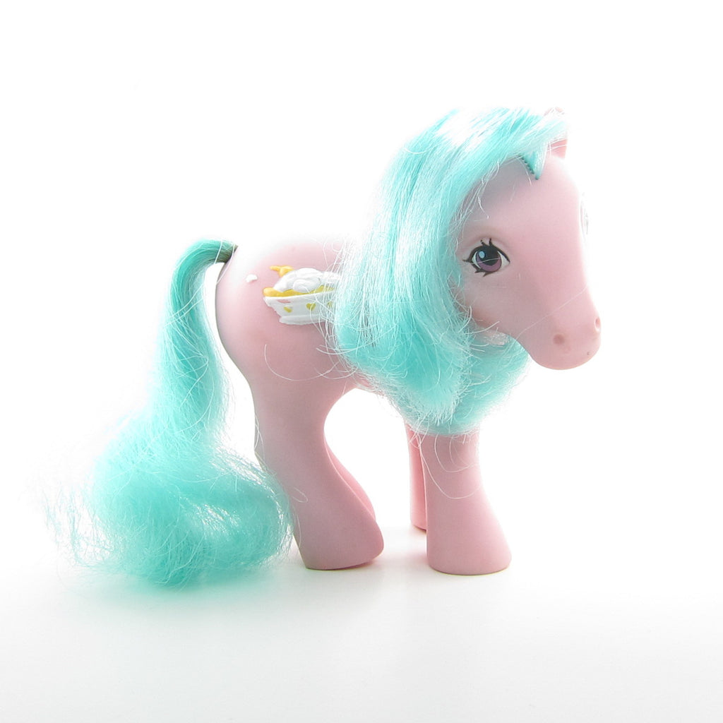 Banana Surprise Sundae Best Vintage G1 My Little Pony