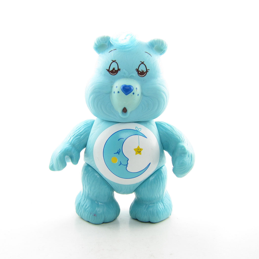 Bedtime Bear Vintage Care Bears Poseable 3-Inch Figure