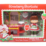 Strawberry Shortcake Berry Bake Shoppe playset with doll