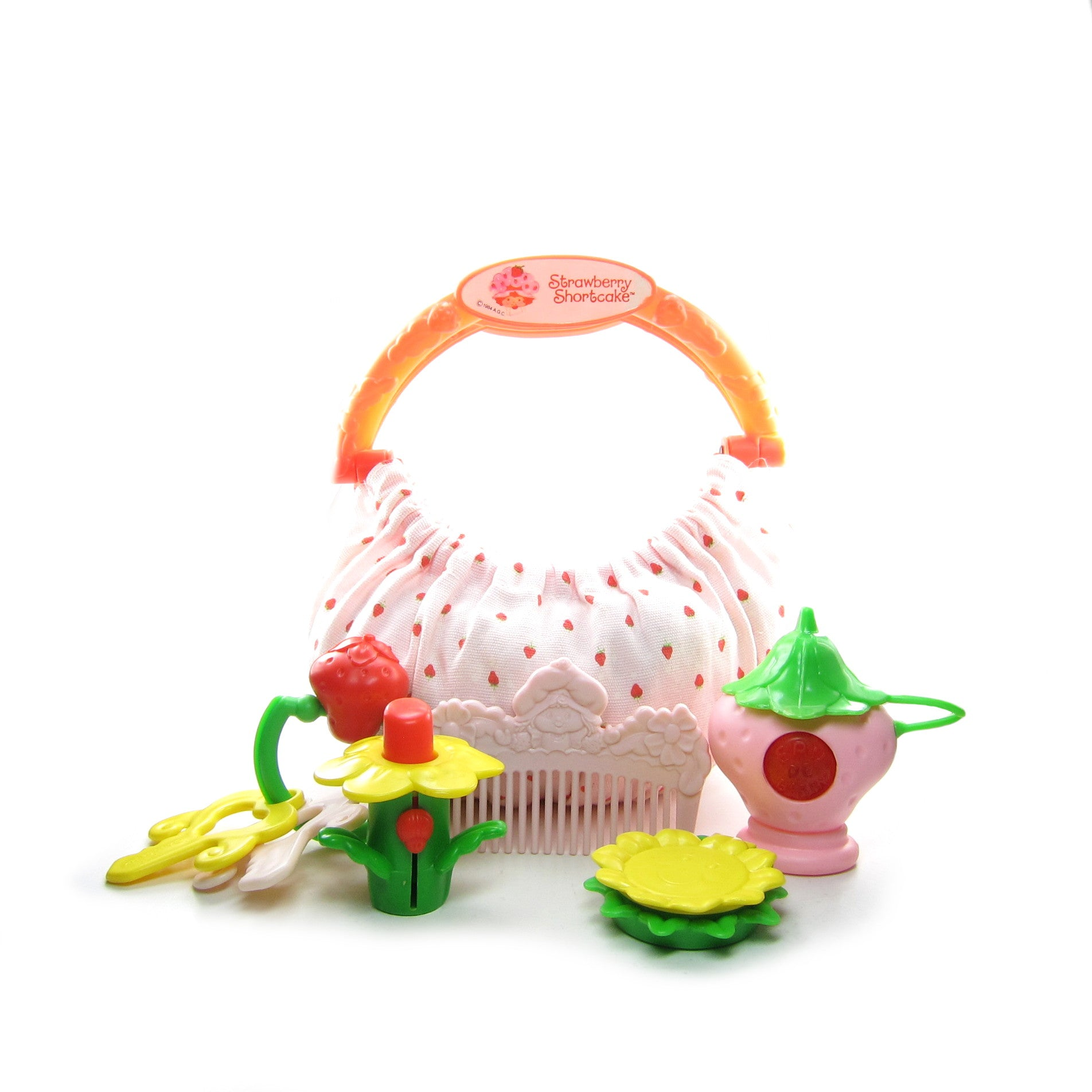 Berry Grown Up Purse Strawberry Shortcake preschool toy
