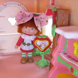 Berry Happy Home dollhouse TV or television