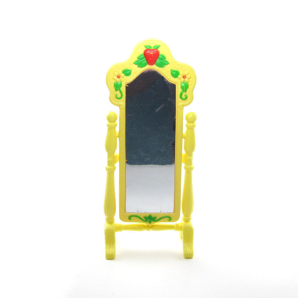 Full Length Mirror for Strawberry Shortcake Berry Happy Home Dollhouse