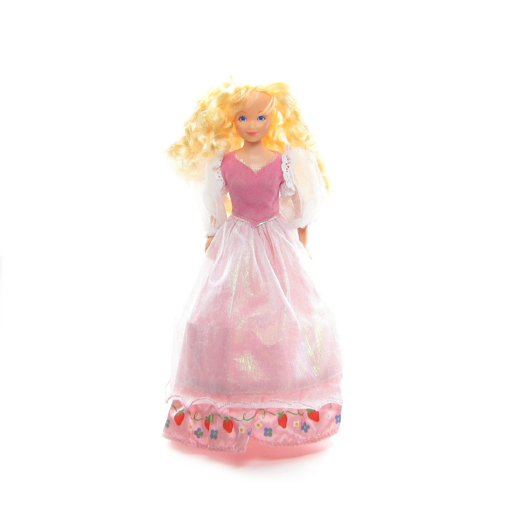 Berrykin Berry Princess Strawberry Shortcake doll