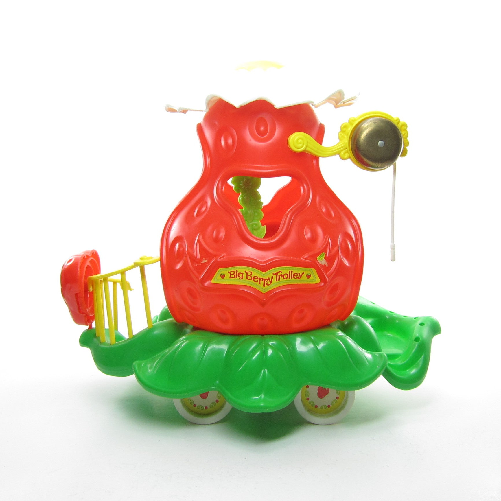 Big Berry Trolley Strawberry Shortcake toy