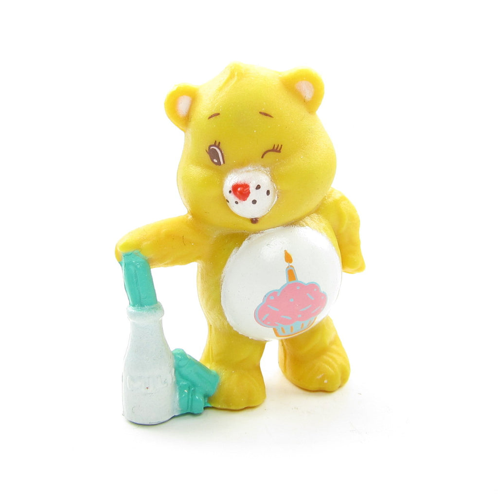 Birthday Bear Playing a Favorite Party Game Care Bears Miniature