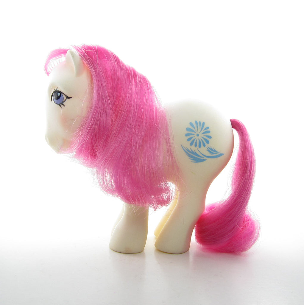 April Daisy Birthflower Ponies Vintage G1 Mail Order My Little Pony