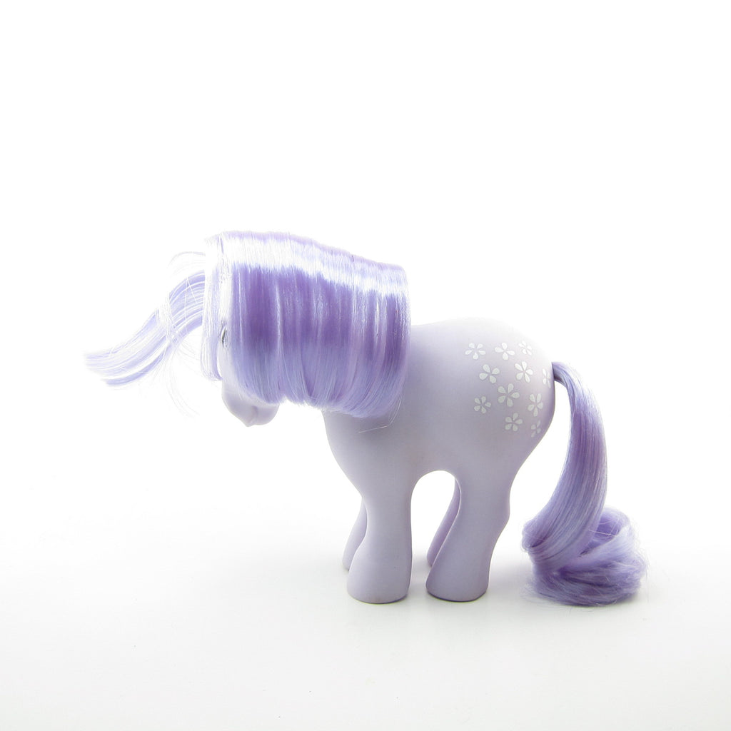 Blossom My Little Pony Vintage G1 with Concave Feet