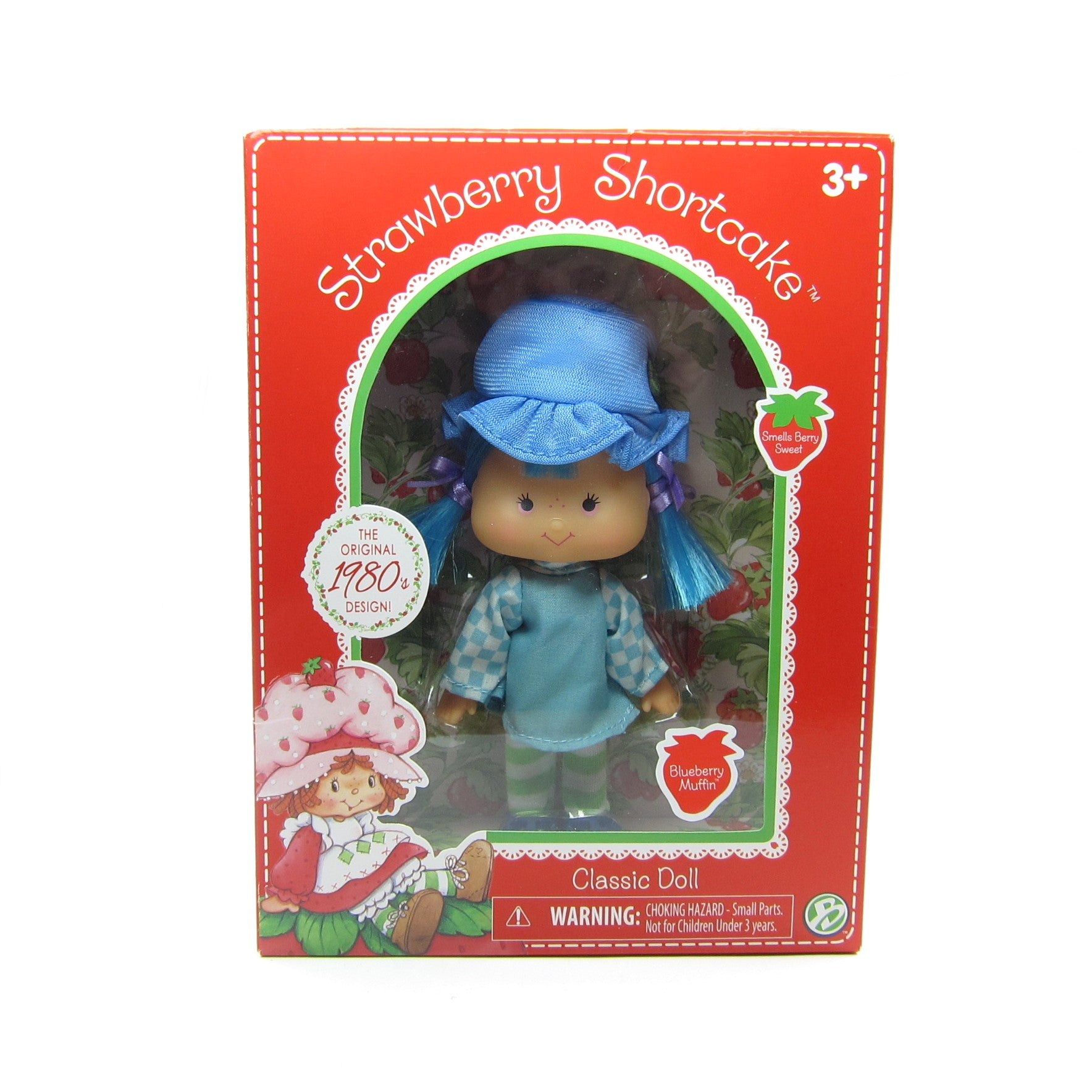 Blueberry Muffin 35th Birthday reissue classic doll