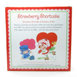 Classic reissue boxed set Strawberry Shortcake and Blueberry Muffin dolls
