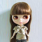 Mori Style Pearl Necklace for Blythe Doll