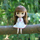 Pastel summer dress for Neo Blythe dolls