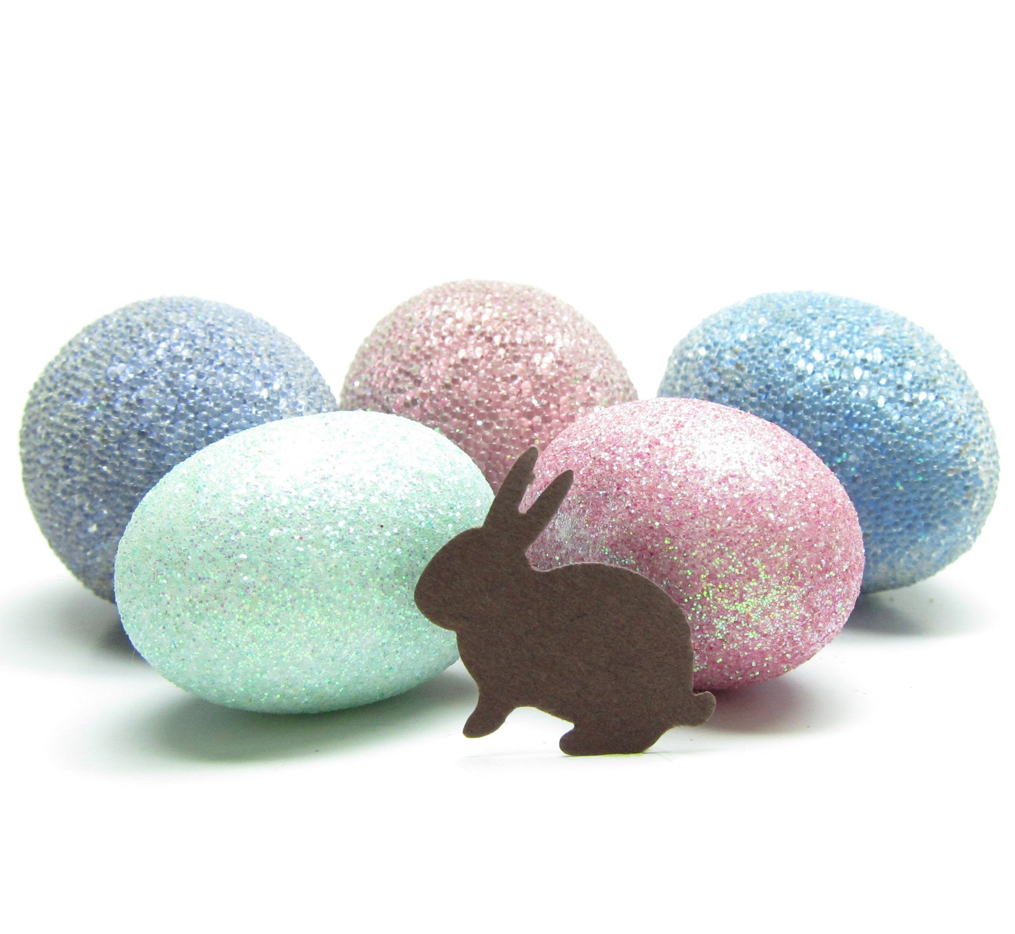 Easter Bunny Paper Punches or Party Confetti