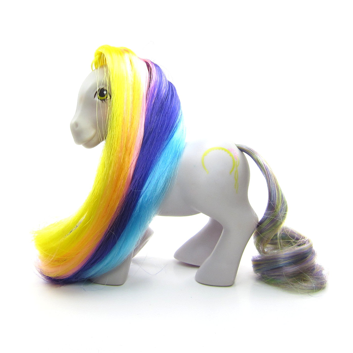 Ringlets Brush 'n Grow G1 My Little Pony