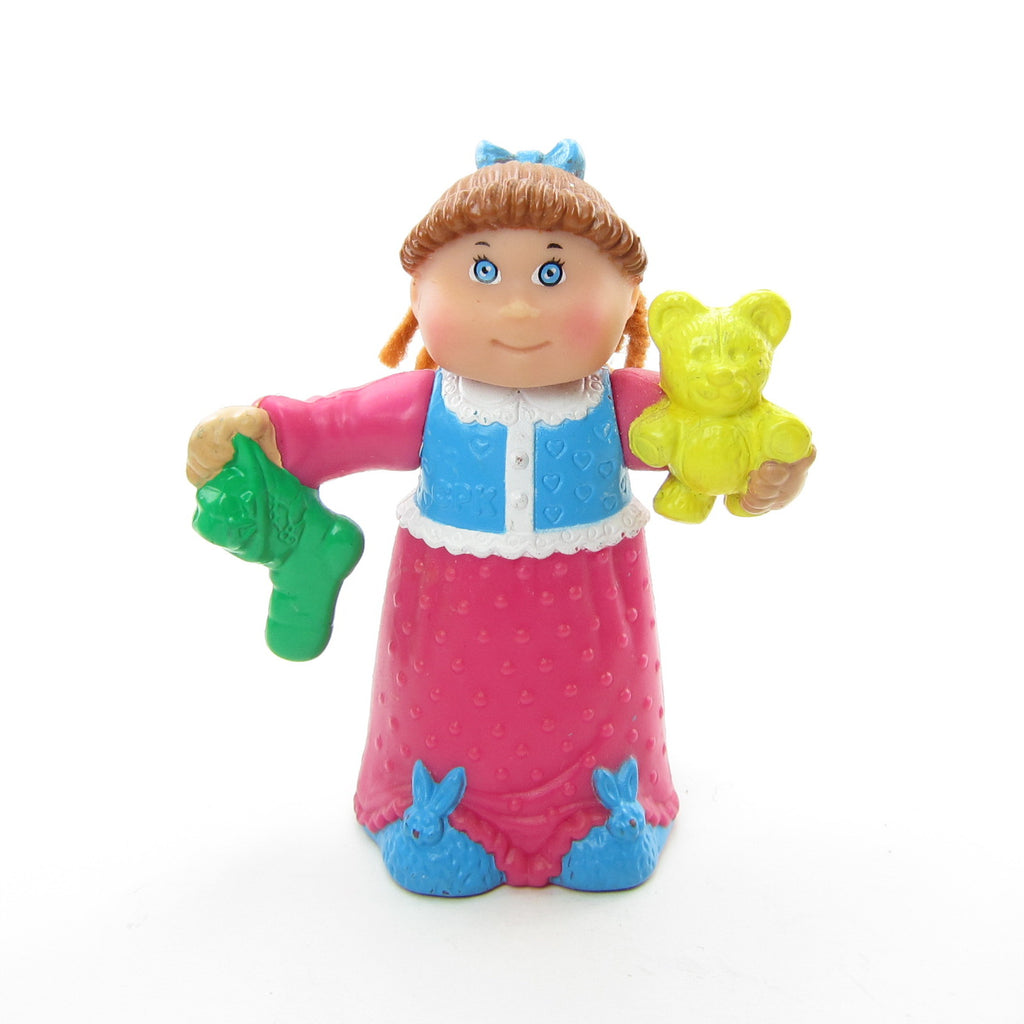 Lindsey Elizabeth Holiday Dreamer Cabbage Patch Kids 1992 McDonald's Happy Meal Toy