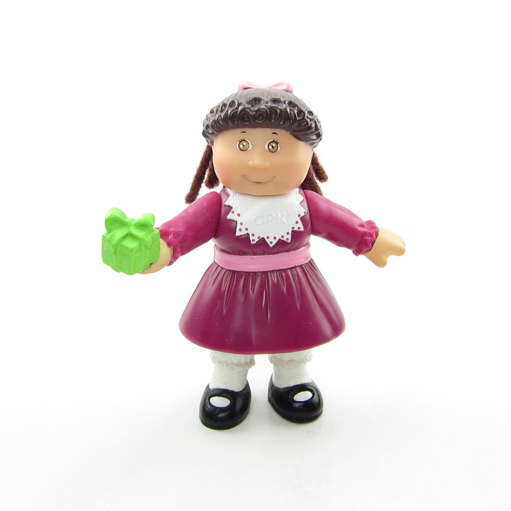 Cabbage Patch Kids Mimi Kristina All Dressed Up 1992 McDonald's Happy Meal Toy