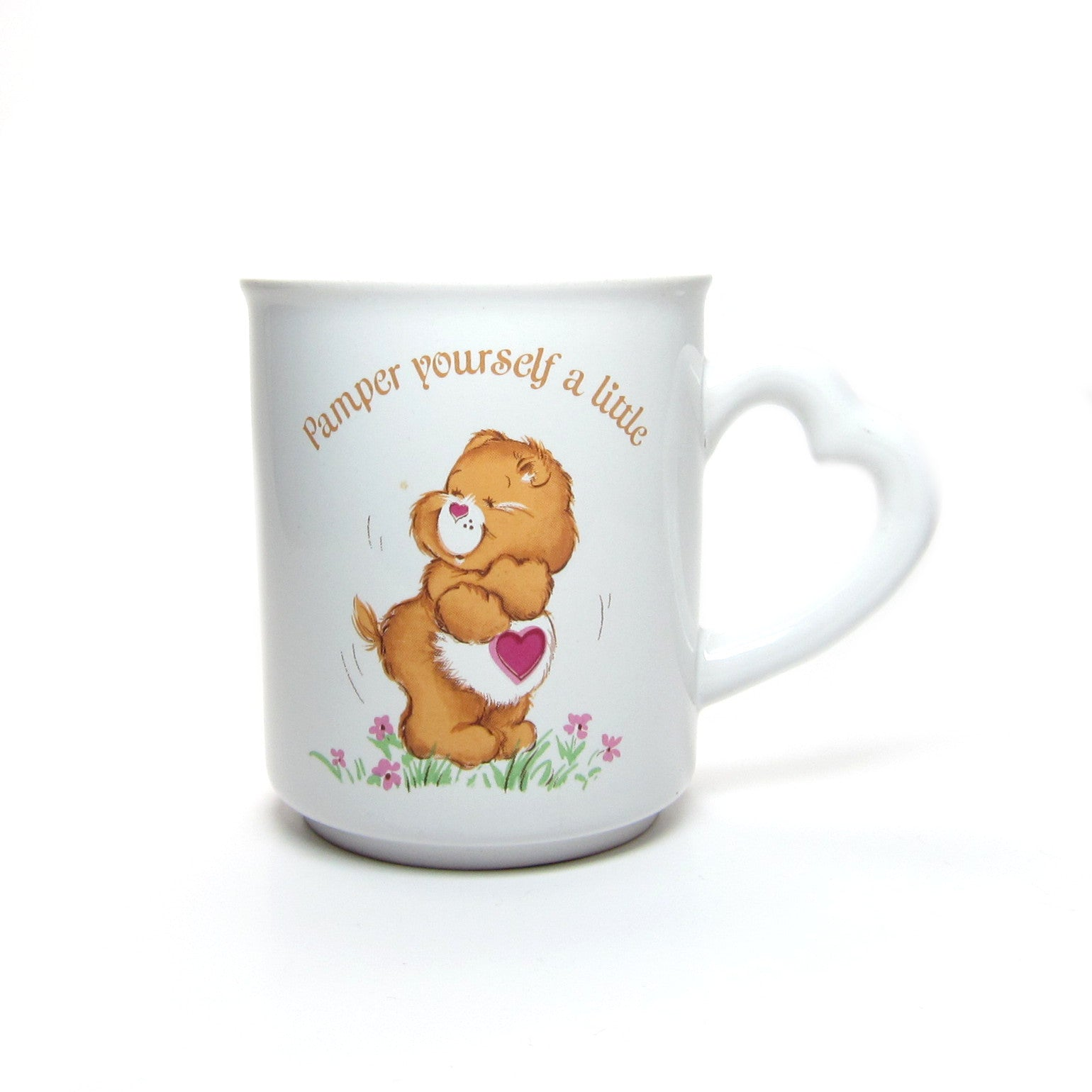 Care Bears Mug Tenderheart Bear - Pamper Yourself a Little