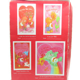 Care Bears valentines from 1995