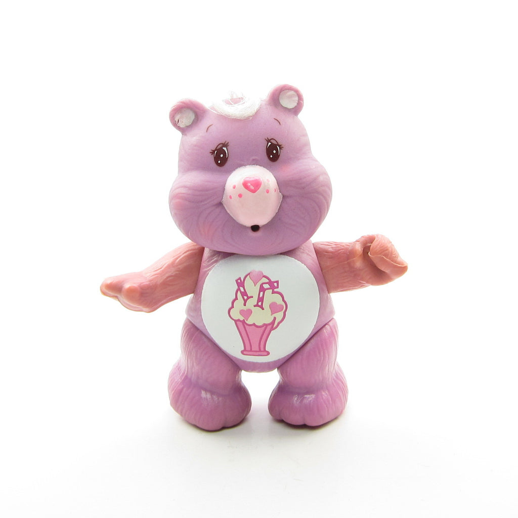 Share Bear Vintage Care Bears Poseable 3-Inch Figure