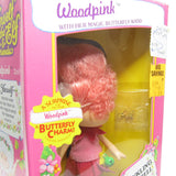 Woodpink Herself the Elf doll with charm