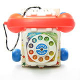 Fisher-Price chatter rotary telephone toy
