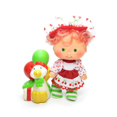 Cherry Cuddler Party Pleaser doll with Gooseberry pet
